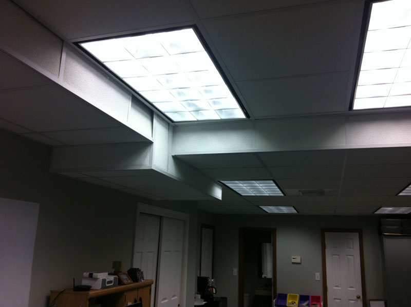 Knowledge Fluorescent Light Vs A Light That Excites