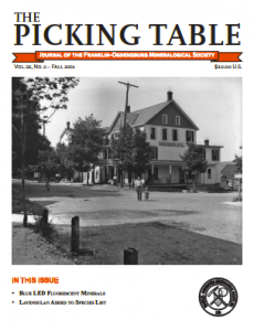 Picking Table