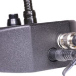BNC input connector for external control