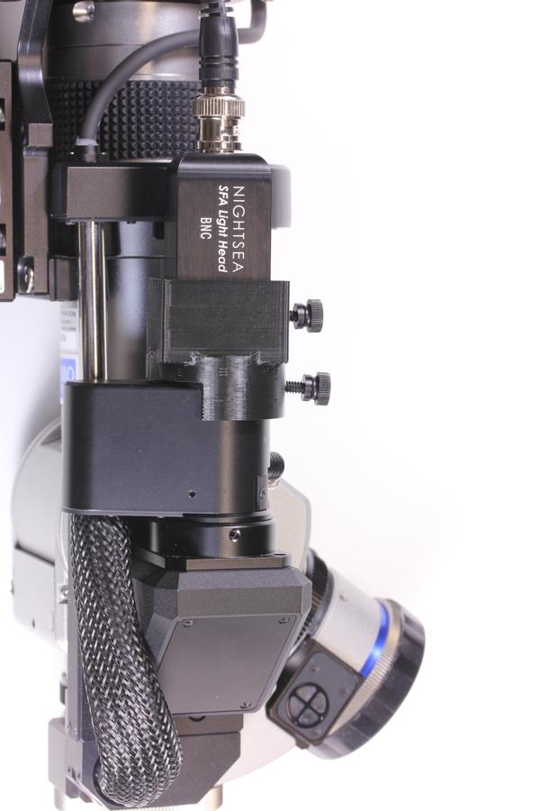 Fluorescence Adapter For Keyence Vhx Series Nightsea
